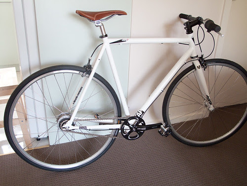 my new bicycle ♥