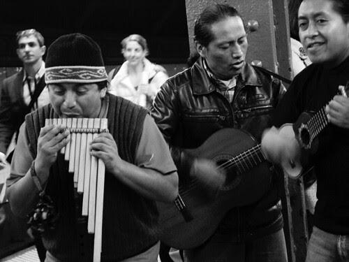 Musical trio, Brooklyn