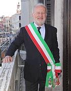 Il sindaco Giorgio Orsoni