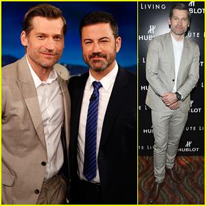 Nikolaj Coster-Waldau Teases Possible Jon Snow Spoiler on 'Jimmy Kimmel Live' - Watch Here!