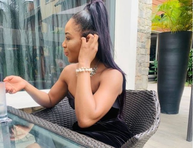 #BBNaija: Erica Deletes Everything BBNaija On Her IG Page Except One