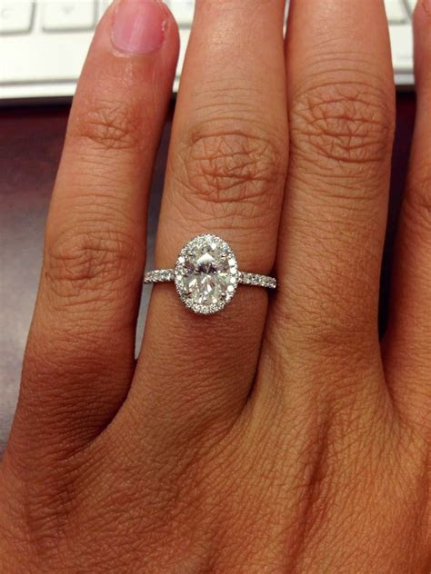 oval wedding rings best photos   Ring Bling   Engagement