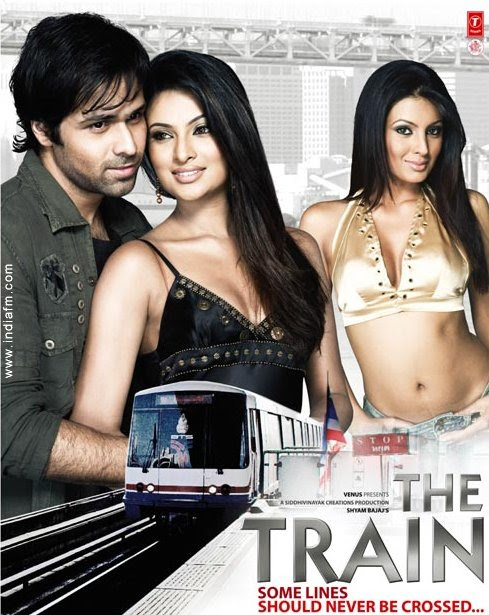 The Train, Emraan Hashmi, Geeta Basra, Sayali Bhagat, Asseem Merchant, Anant Mahadevan, Suresh Menon, Rajat Bedi