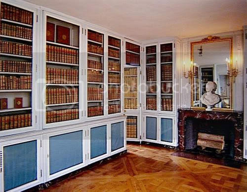 Blue Library
