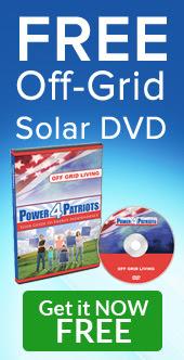 FREE Off Grid Solar DVD
