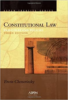 Constitutional Law Chemerinsky 3rd Edition
