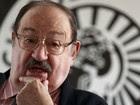 Nova obra de Umberto Eco sairá ainda em 2016, promete editor