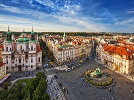 Prague Excursions & Tours - Praga Tour by Sightseeing Bus