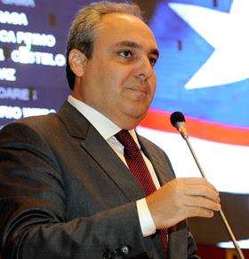 Deputado estadual Marcelo Tavares