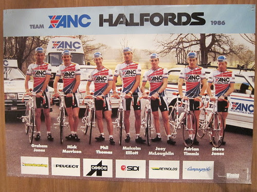 Team ANC Halfords 1986