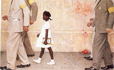 File:The-problem-we-all-live-with-norman-rockwell.jpg