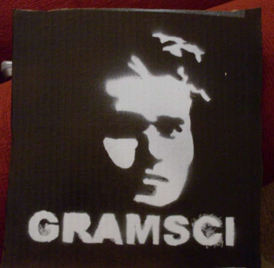 Ο Αντόνιο Γκράμσι (Antonio Gramsci)-(κωμόπολη Άλες Σαρδηνίας, 22 Ιανουαρίου 1891 — Ρώμη, 27 Απριλίου 1937) ήταν Ιταλός φιλόσοφος, συγγραφέας, πολιτικός και πολιτικός επιστήμονας.