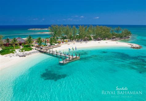 sandals royal bahamian elegant  inclusive resort