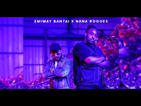 Download Latest Song EMIWAY X NANA ROGUES - CHARGE (OFFICIAL MUSIC VIDEO)