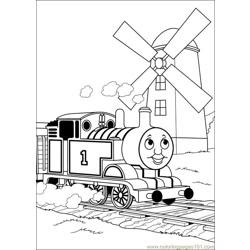 Thomas And Friends 43 Coloring Page Free Thomas Friends Coloring