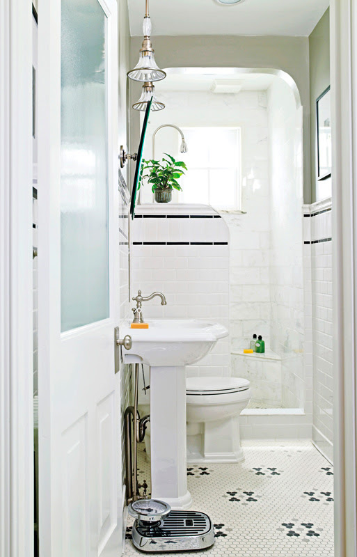 Storage Ideas for Small Bathrooms | Traditional Home