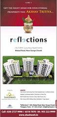 Reflections at Dange Chowk, Wakad Thergaon Road, Pune 411 033