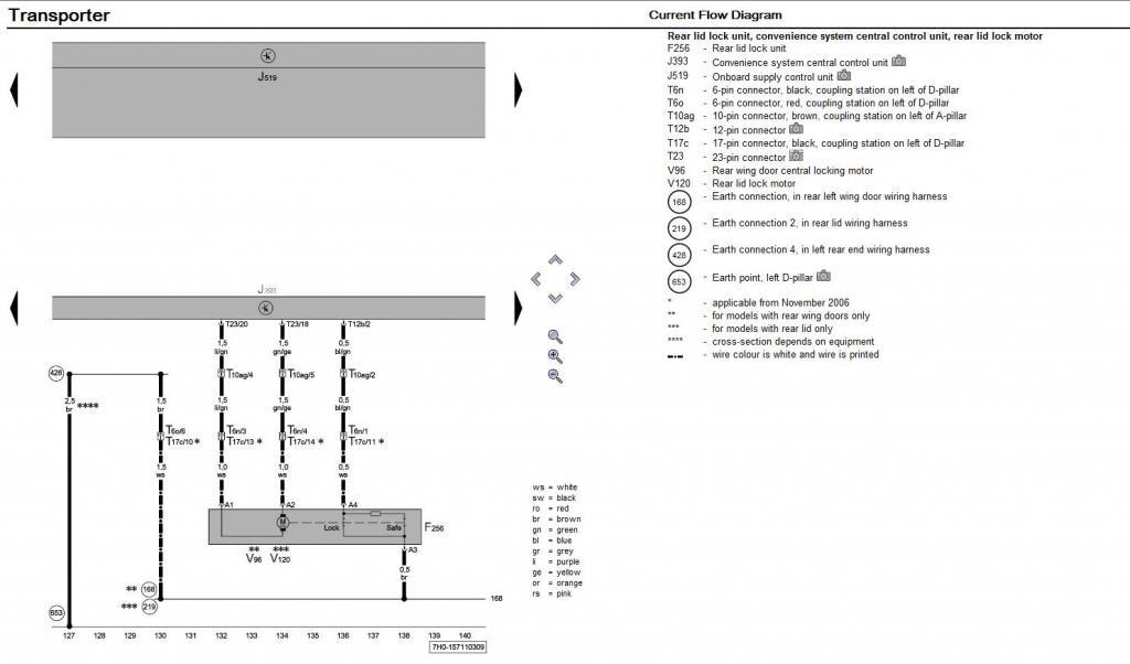 20  Vw T5 Wiring Diagram 2009