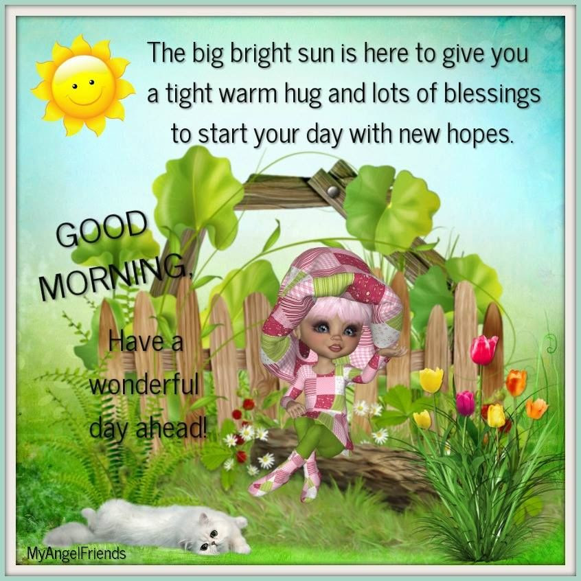 Have A Wonderful Day Ahead Good Morning Pictures Photos And