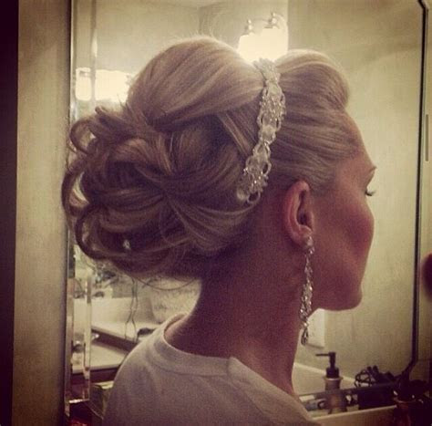 27 best images about Hair on Pinterest   Updo, Wedding and