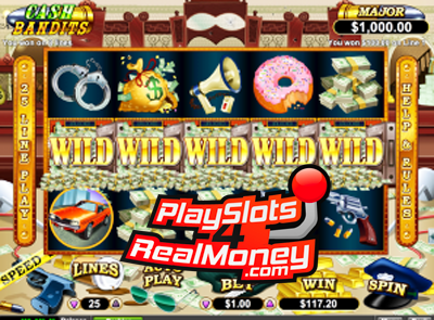 Slots games to win real money