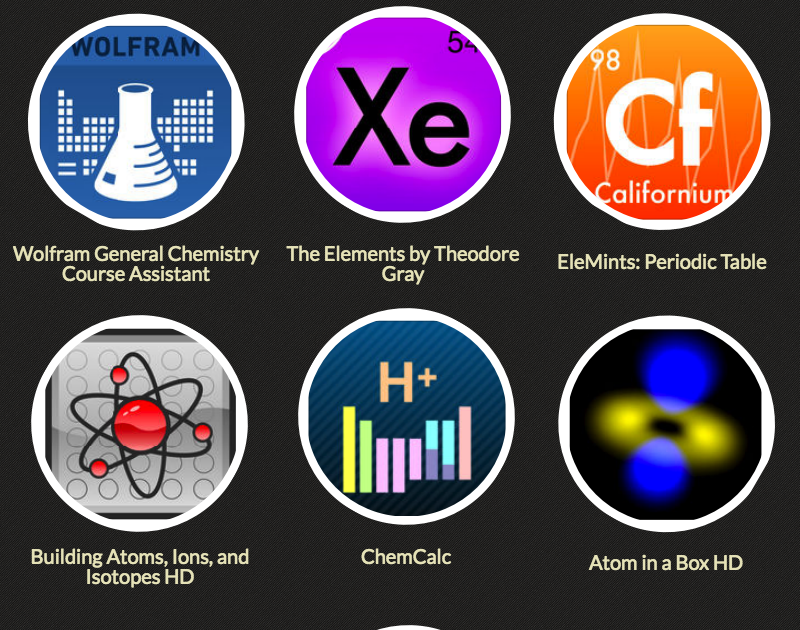 12 excellent chemistry apps for high school students educational 12 excellent chemistry apps for high school students educational technology and mobile learning urtaz Images