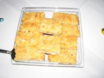 Kuchen : Grandma´s Apple Cake