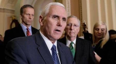 Donald Trump has put Pakistan on notice for harbouring terrorists: US Vice-President Mike Pence
