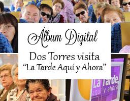 Dos Torres en La Tarde Aquí y Ahora de Canal Sur TV