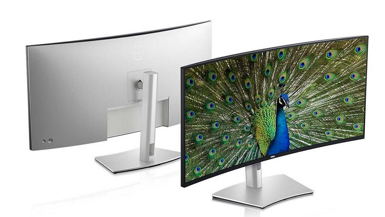 Dell UltraSharp 40 Curved WUHD Monitor