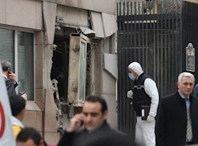 FBI team in Turkey to probe US embassy attack