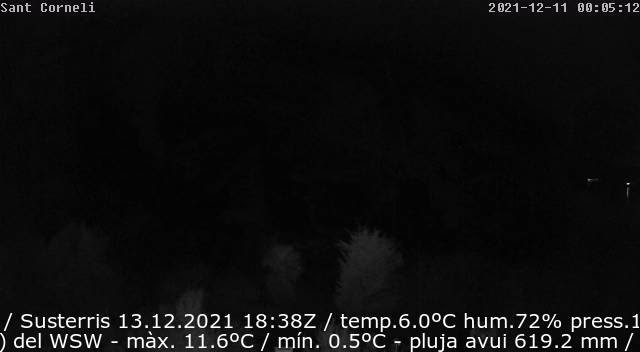 Webcam St Antoni (Talarn)