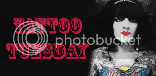 tattoo tuesday the tattooed housewife