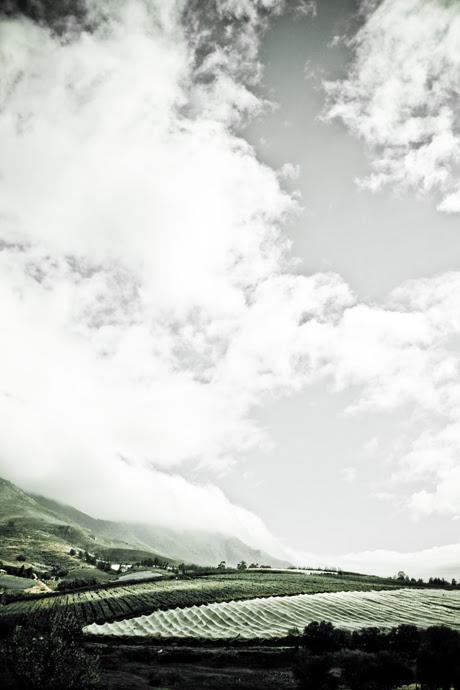 Kasteelberg Clouds