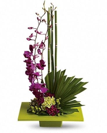 Zen Artistry In Reno Nv Bumblebee Blooms Flower Boutique