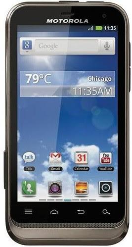 Motorola DEFT XT