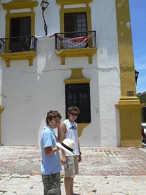 paul et clem à Campeche.jpg
