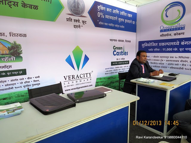 www.veracitylandmark.com Veracity Landmark Developers Pvt. Ltd. - 94.3 Radio One Pune  'Dream Property Expo' - Pune Property Exhibition - 30th November & 1st December 2013 at Ramee Grand Hotel, Apte Road, Pune
