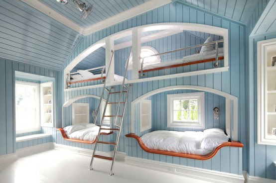 Elegant Floors Hardwood Flooring • AWESOME KIDS ROOMS AND BUNKBEDS!!!