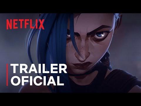 ARCANE | Confira o trailer oficial da animação