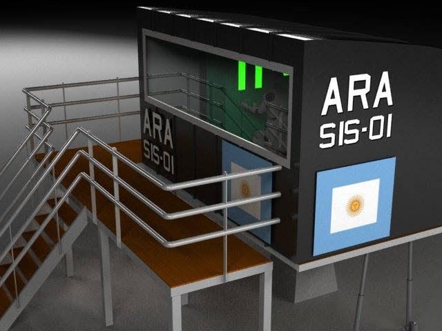 Resultado de imagen para En la Facultad de Ingeniería desarrollan un simulador de submarino para la Base Naval