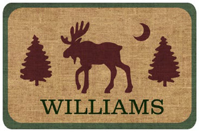Lodge a entrance fun signs Moose   to outdoors, is  rustic our Perfect Mat Rustic addition for