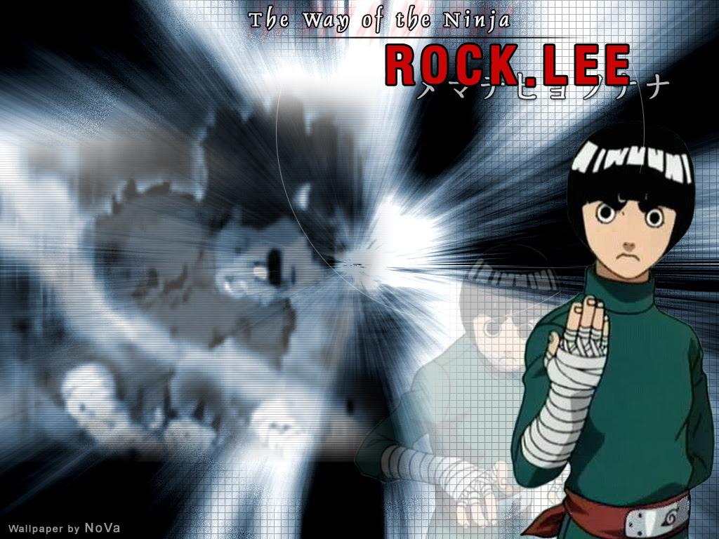 85+ Gambar Naruto Rock Lee Paling Hist