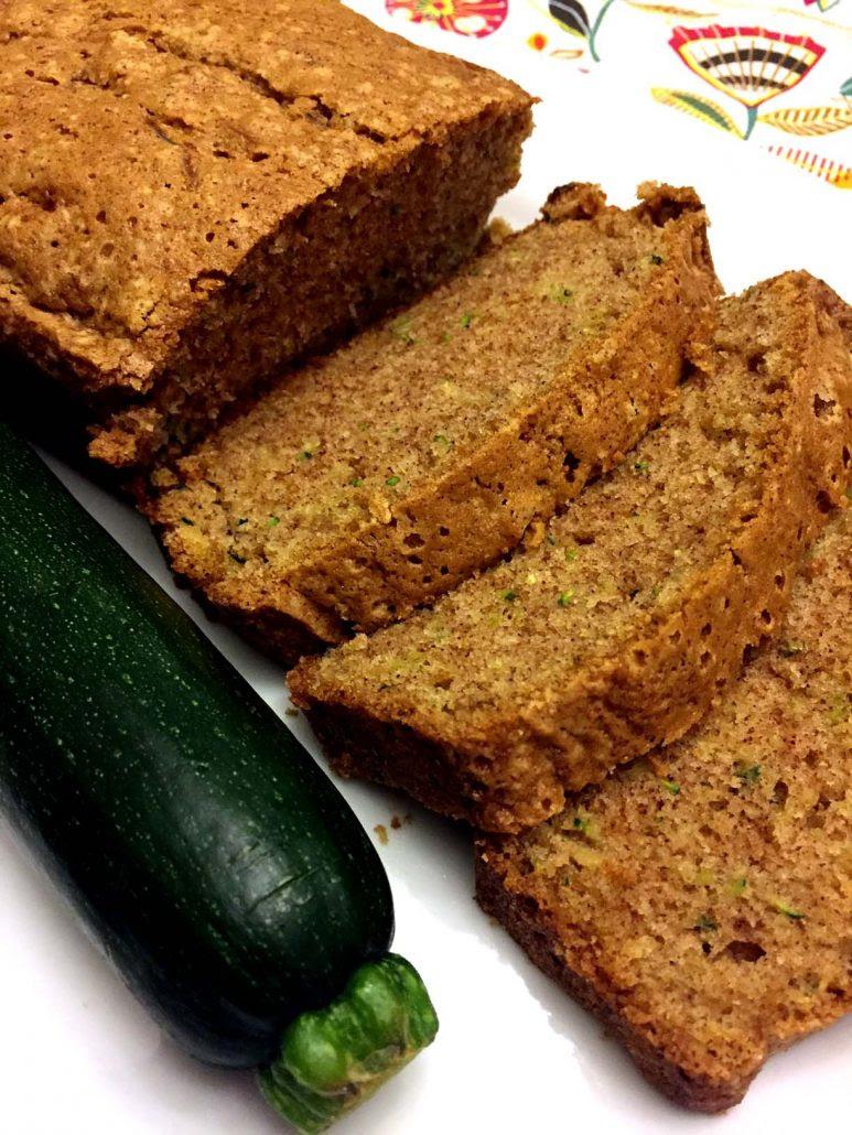 Easy Zucchini Bread - Best Zucchini Bread Recipe Ever ...