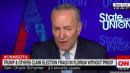 Chuck Schumer Calls On Rick Scott To Recuse Himself From Florida's Recounts