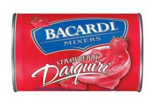 Bacardi Mixer 300x207 Bacardi Mixer Strawberry Daiquiri Coupon Makes it Just $1.27 at Walmart
