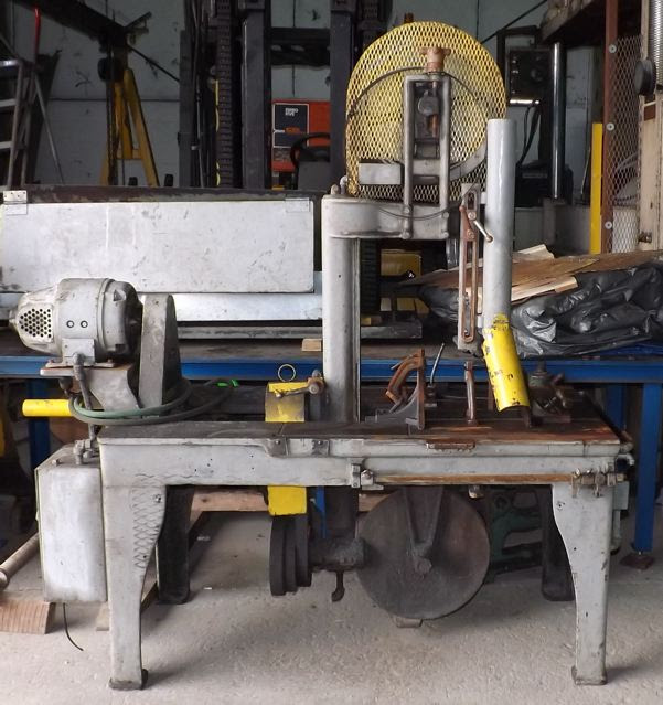 Tilt Frame Bandsaws New Used Industrial Machinery Machine Tool