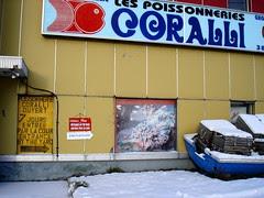 Coralli, ext.