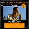 ZAMFIR, GHEORGHE - les flutes roumaines vol.2