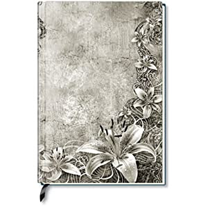 Notizbuch - Blank Book - Floral Art
